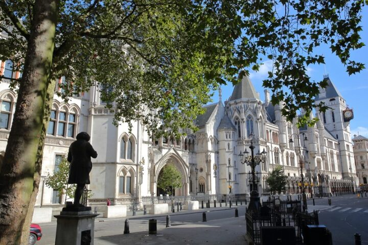 Courts of Justice Chancery Lane