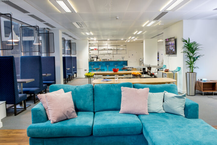 Bespoke office design London