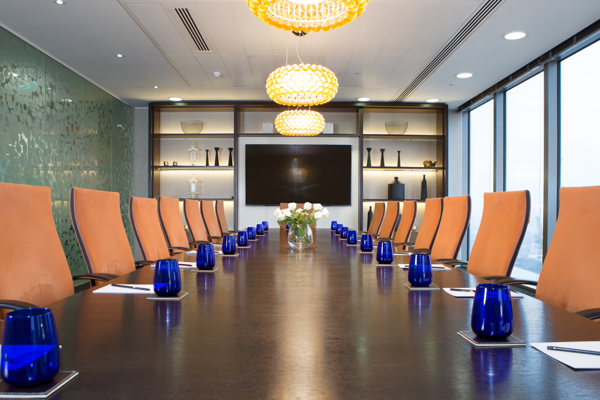 Hire a meeting room or training event in London