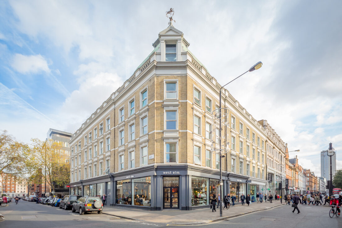 Bloomsbury Office Space, Alfred Place Image