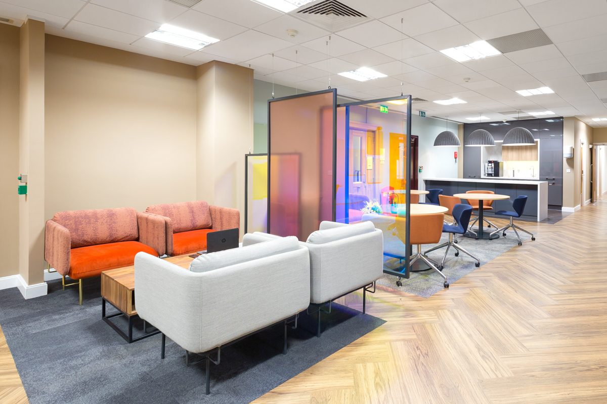 Landmark - Birmingham Brindleyplace - Serviced Office