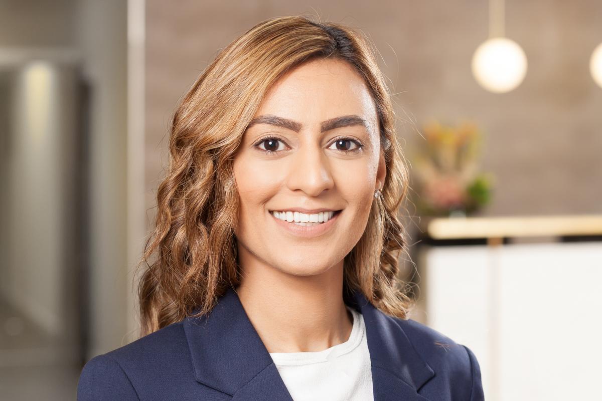 Rebecca Khan - Landmark