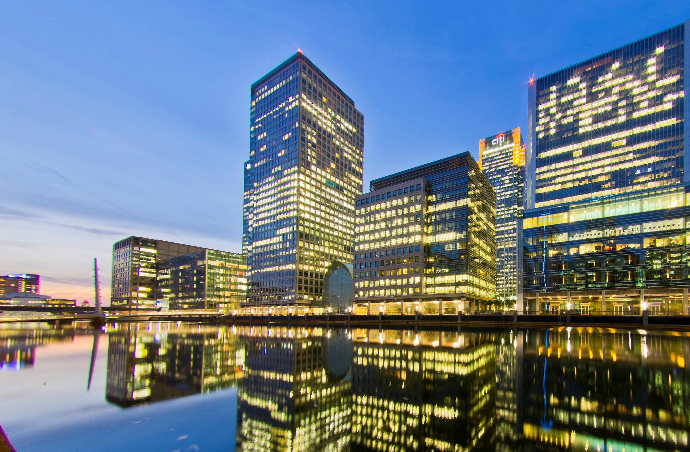 Landmark - Canary Wharf - Office Space
