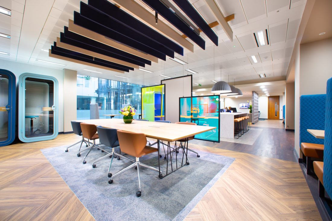 Cannon Street Office Space Image