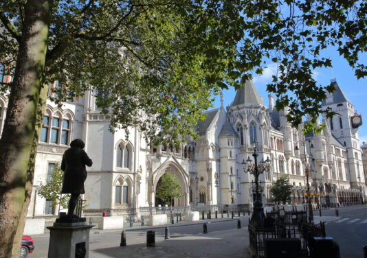 Courts of Justice - Chancery Lane