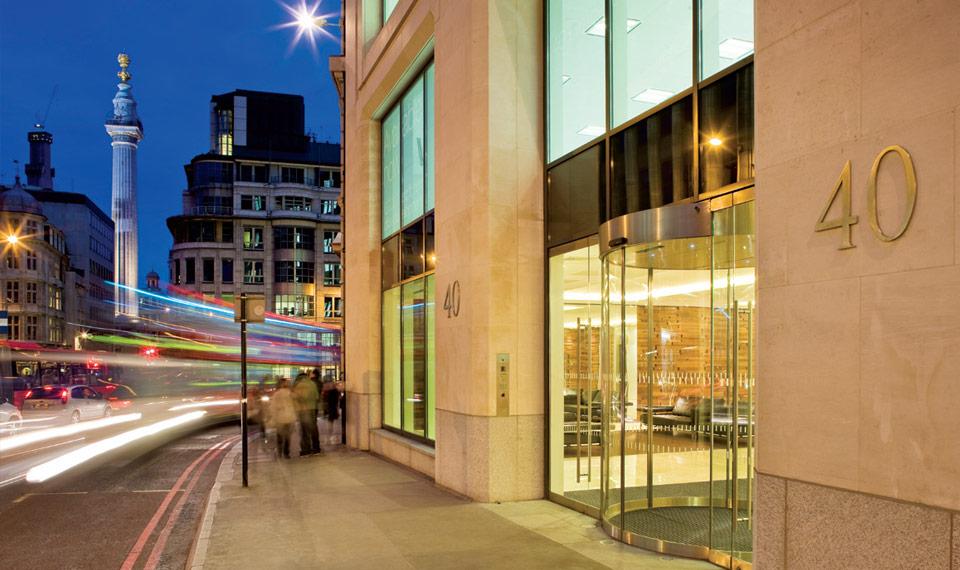 Landmark - Gracechurch Street - Serviced Office