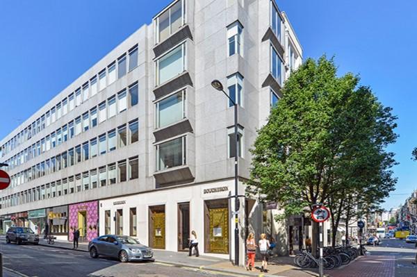 Grafton Street Image