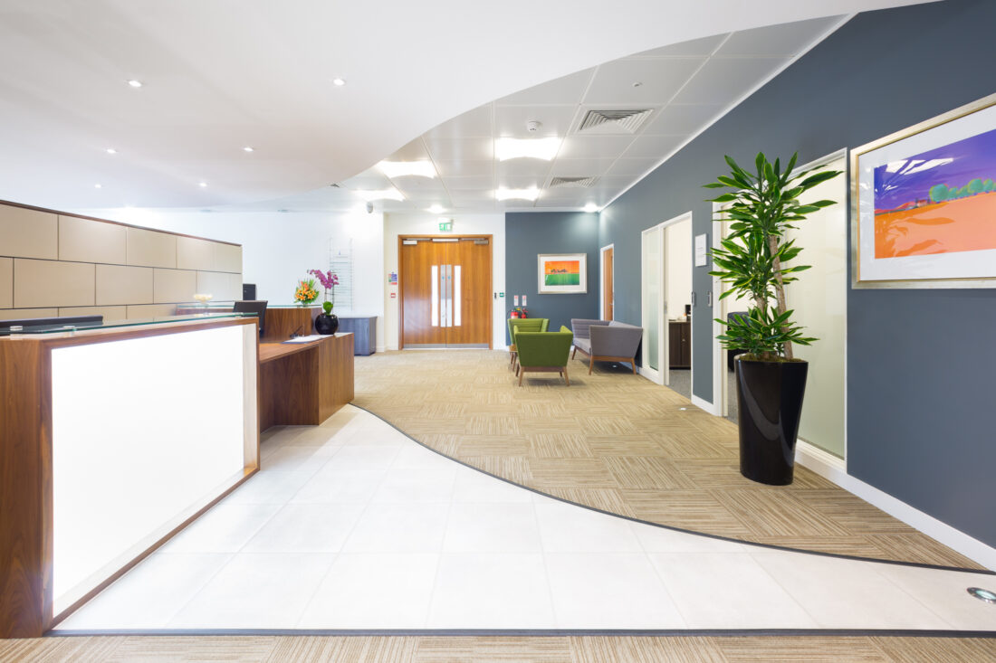 Office Space in Leeds City Centre Image