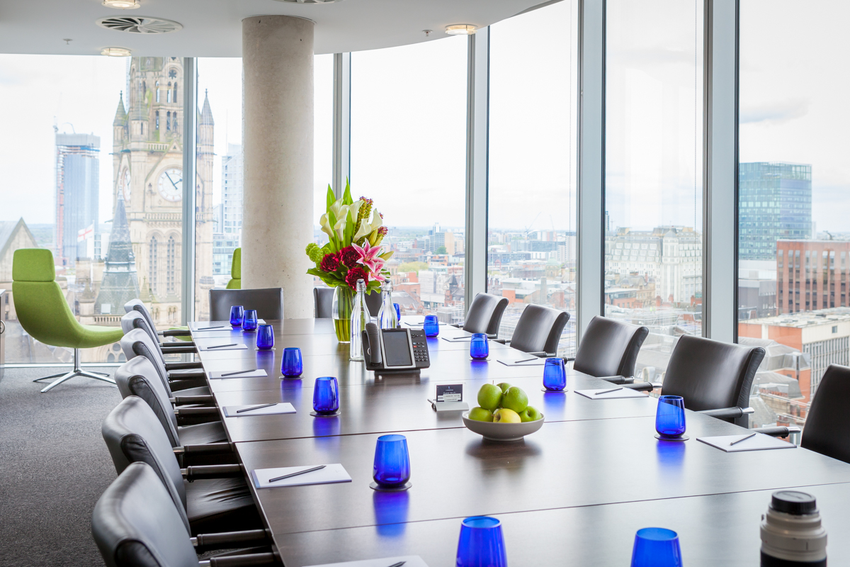 Manchester City Centre - Meeting Room