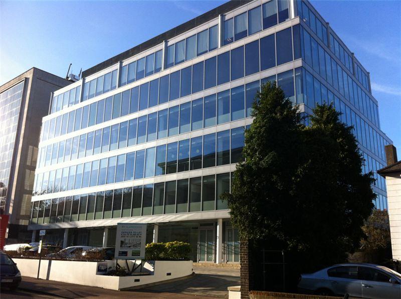 Landmark - Watford - Serviced Office