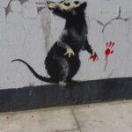Banksy in Fitzrovia
