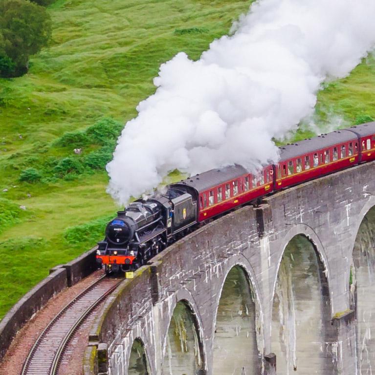 train-on-viaduct