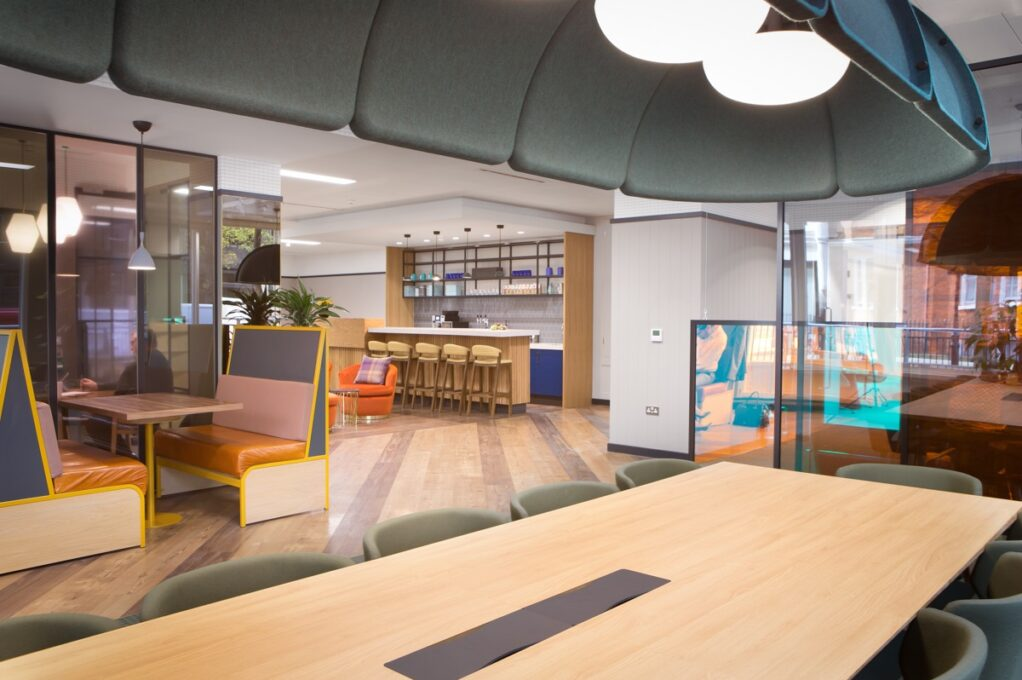 New Cavendish Street office space