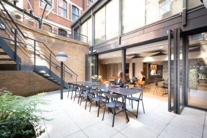 Farringdon office space giltspur street